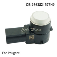 New 9663821577N9 0263003857 Previa Ultrasonic Sensor For Peugeot 407 Coupe SW Citroen C4 Picasso