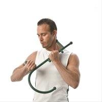 NEW Thera Cane Back Hook Massager Neck Self Muscle Pressure Stick Tool Manuel Trigger Point original point massage rod