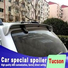цена на 2006 2007 2008 2009 2010 2011 2012 2013 2014 For Hyundai Tucson  rear window roof spoiler ABS primer For Hyundai Tucson Spoiler
