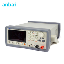 Discount! 1000G Ohm Programmable Voltage Insulation Resistance Tester Meter AT682