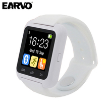 Wearable Device Bluetooth Smart Wristband Smart Watch U80 for iPhone Android Phone Wear Health Clock Smartwach PK U8 GT08 DZ09