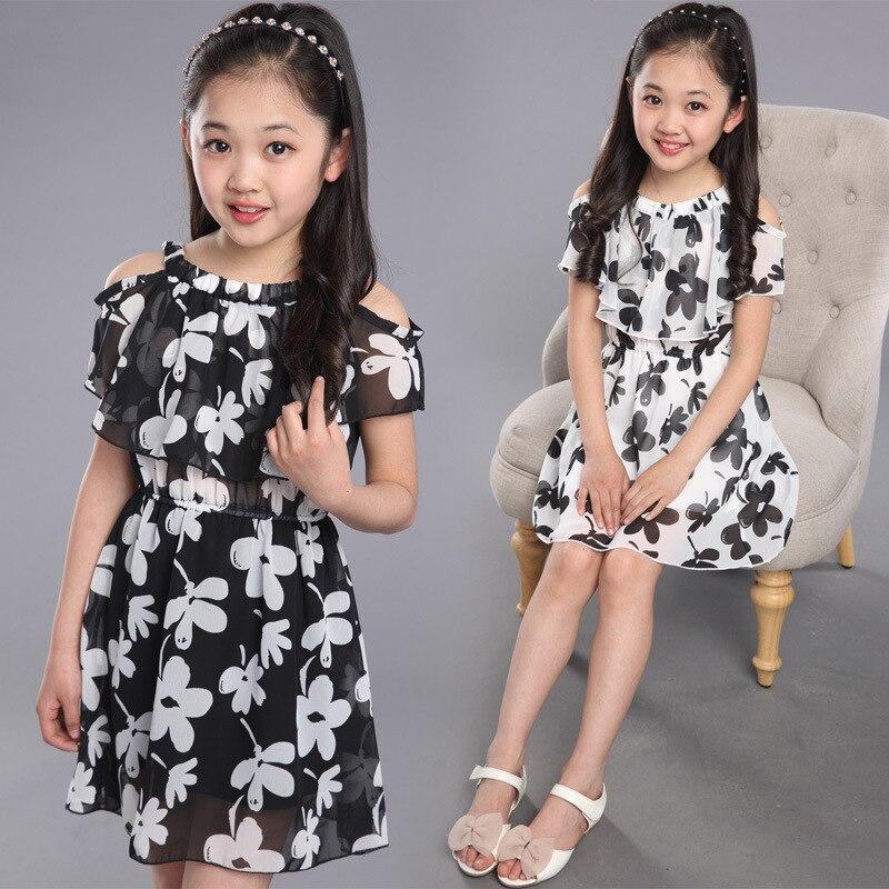 big-girls-dress-Summer-2017-New-Childrens-Clothing-Kids-Flower-Dress-Chiffon-Princess-Party-Costume-Girls-7-8-9-10-11-12-Yrs-4