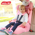Comfortable Children Safety Car Seat with ISOFIX, Auto Chair for 9 Months ~ 12 Years Old Kids, Baby Car Seat, ECE Certificated
