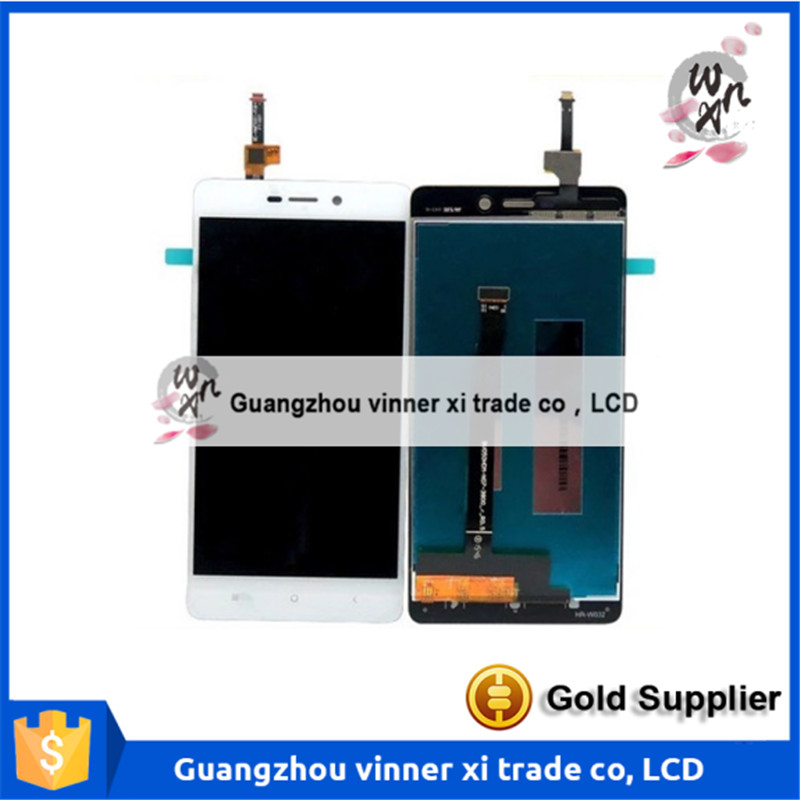 ФОТО For Xiaomi Redmi 3 LCD Screen+Touch Screen Glass Digitizer Assembly