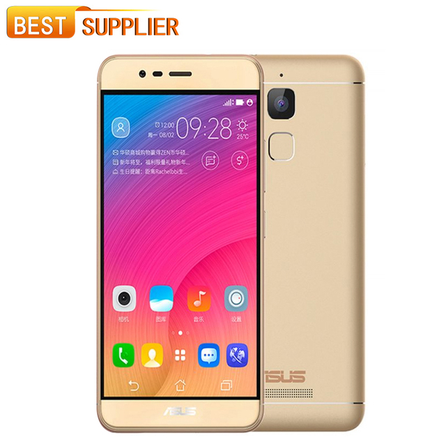"ASUS Zenfone Pegasus 3X008 FDD LTE 4 Г Мобильный телефон 3 ГБ RAM 32 ГБ ROM 5.2 ""отпечатков пальцев ID 4100 мАч Android 6.0 Металлический Корпус 13.0MP"