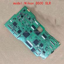 Carte mère Big Togo, circuit imprimé principal, pièces de réparation PCB pour Nikon D500 SLR