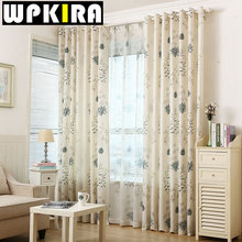 Fancy Sheer Tulle Blackout Japan Children Cortina Window Drape Panel Print  Living Room Curtain Cloth Children Bedroom Curtain 20