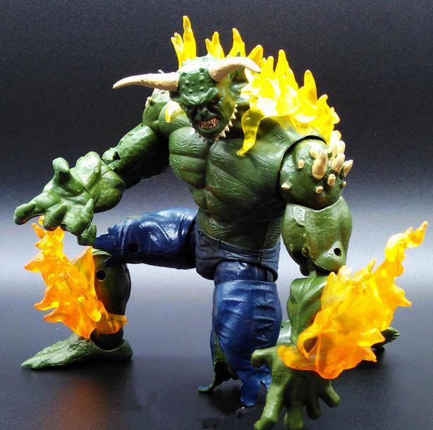 MARVEL LEGENDS GOBLIN HIJAU tak terbatas spider-man action figure