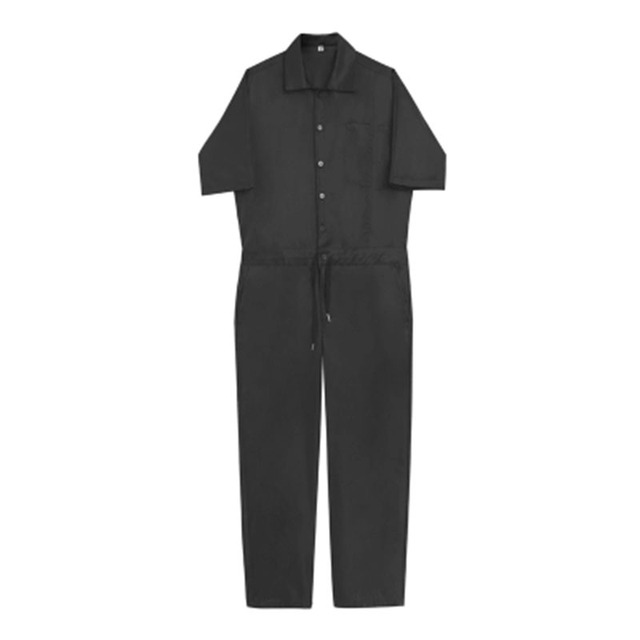 5c04face58ea Jumpsuit Overalls Men Black Conjoined Pants Mens Romper Suit Streetwear  Jumpsuit Cargo Tracksuits Male Set Man Playsuit Lt151
