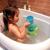 1 Unidades Grifo Creativo Juguete Del Baño Del Bebé Agua Primicia Nadando Playa Colorida Cilindro Giratorio Flujo Taza Niño Niños Juguetes Educativos