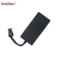 Global GPS Tracker Vehicle Car Motorcycle GSM GPRS Tracking Device Locator With Realtime Online Tracking Software