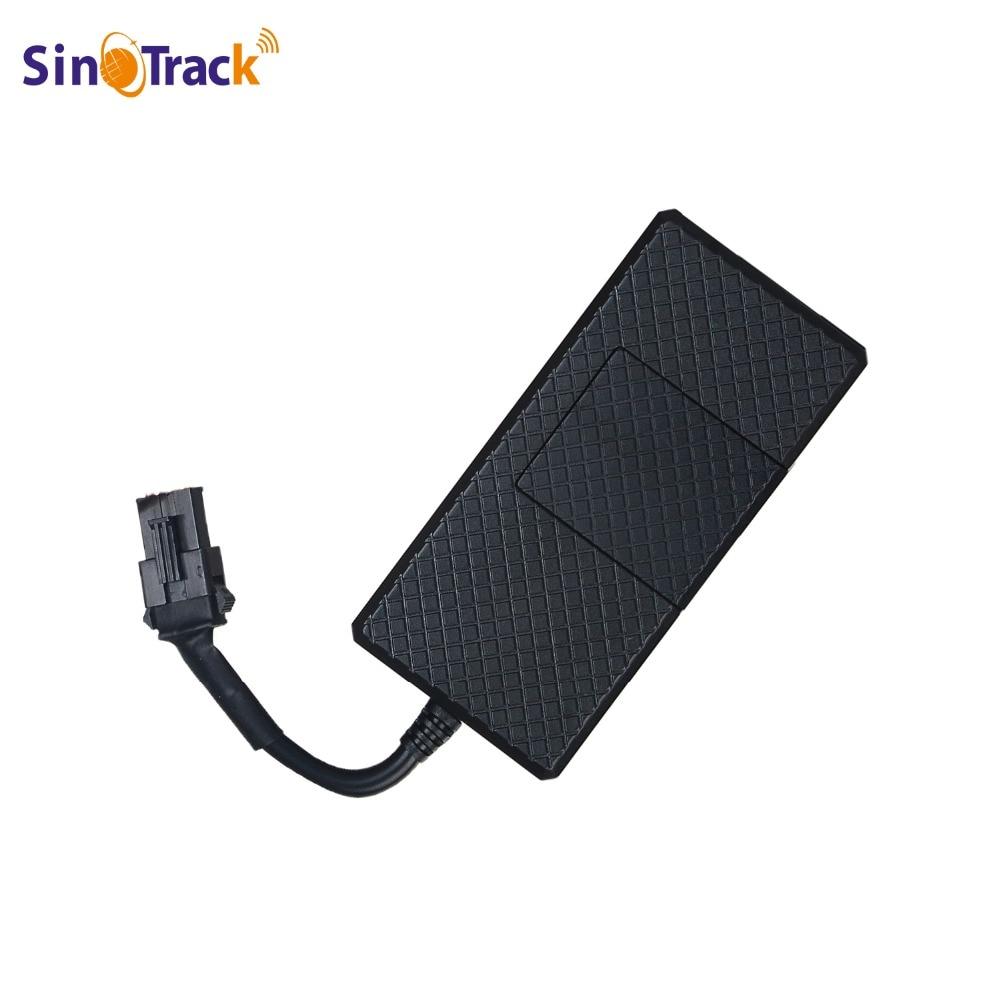 8afadacb27e6 Cheap Localizador Global GPS Tracker vehículo motocicleta GSM GPRS  dispositivo de seguimiento con software de seguimiento