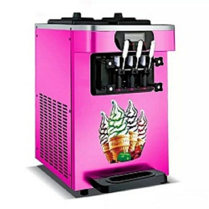 18 22l H 1600w رخيصة آلة آيس كريم ناعم القوام للبيع آلة الآيس كريم مع Cololing الهواء آلات صنع المثلجات Aliexpress