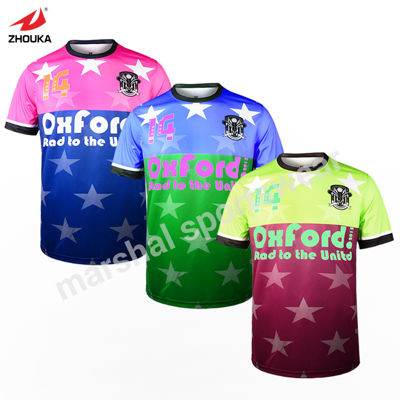 wholesale price OEM your own team jersey dry fit soccer t shirt top ... 720002a72