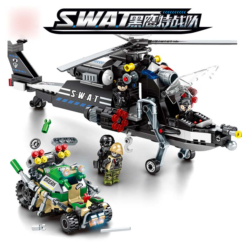 Toys are discounted swat toy in Toy World