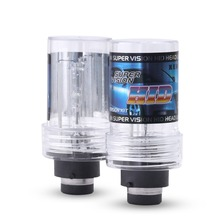 2pcs Xenon bulb D2S HID xenon lamp d2s metal holder Replacement Light Lamp Bulb Car Headlight 35W 4300K 6000K 8000K 10000k 12000