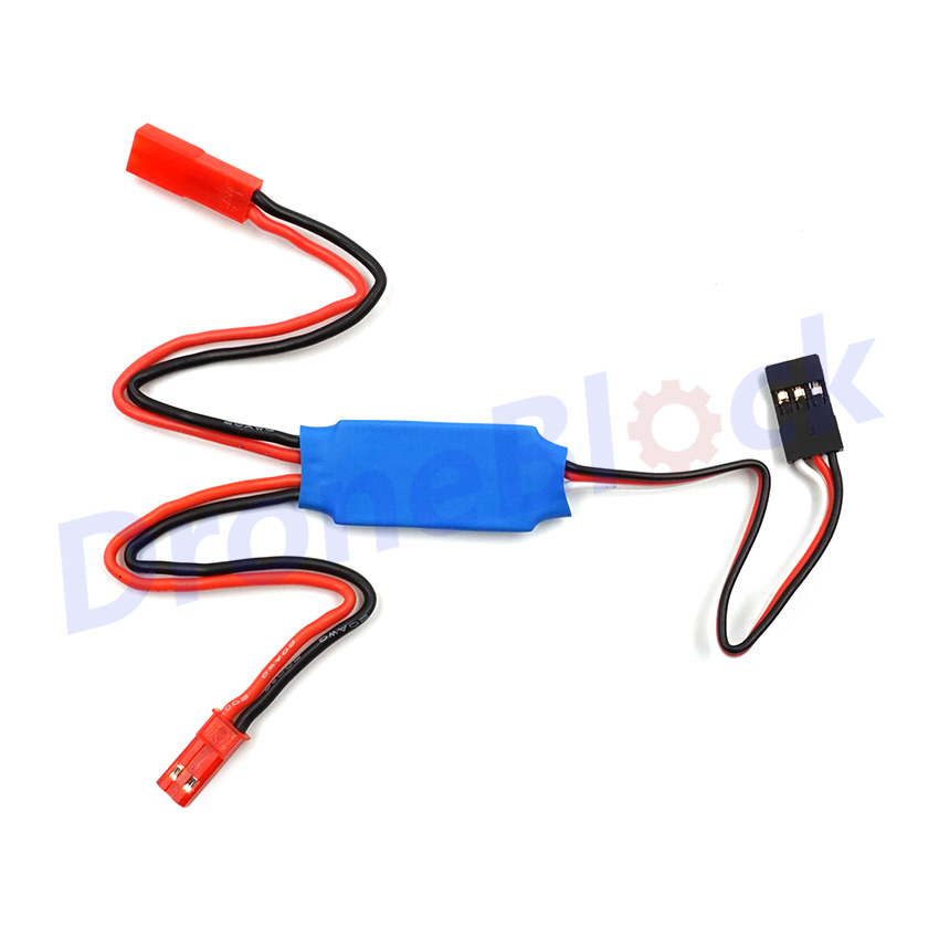 RC TX Controlled Relay Switch PWM Receiver LED Control Spray Switch bead