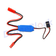 RC TX Dikendalikan Relay Switch PWM Receiver LED Control Spray Switch(China)
