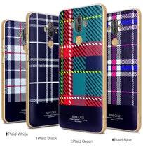 Huawei Mate 9 Case Huawei Mate 9 Pro Крышка Imak Окрашенные ПК Жесткий Одежда Задняя Крышка Аргументы За Мобильного Телефона Huawei Mate9
