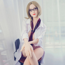 New model intelligent entity silicone sex doll with metal skeleton male toys
