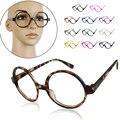 Decoración de época Marcos de Anteojos Ópticos miopía ronda hombres mujeres unisex gafas de caramelo gafas gafas de grau gafas