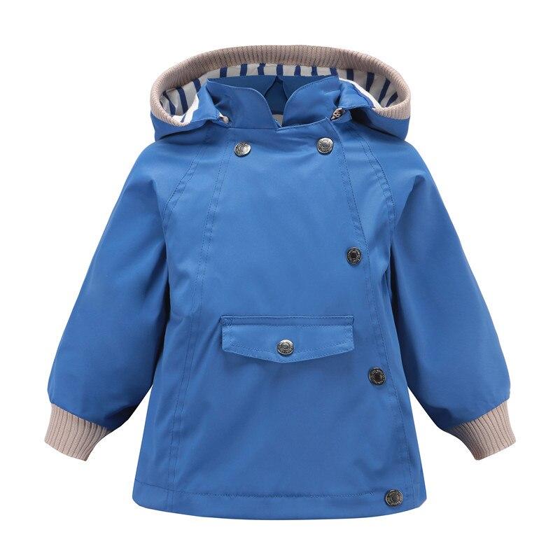 2019 Nieuwe Lente Baby Meisjes Windbreaker Jassen Voor Kinderen Jongens Regendichte Kleding Voor Grote Kinderen Bovenkleding Jassen 3 7 9 10 jaar