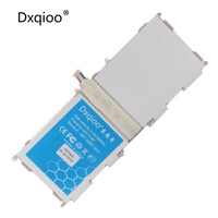 Dxqioo T530 T535 EB BT530FBE Battery Fit For SAMSUNG Galaxy Tab 4 10 1 SM T530