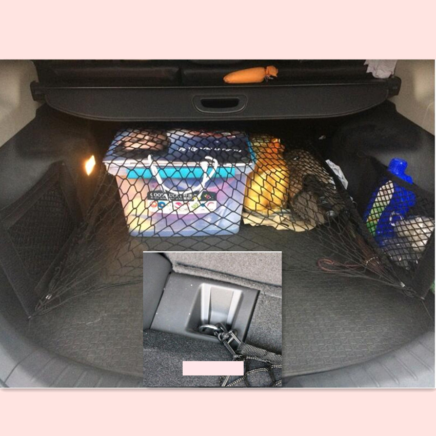 2018 NEW HO Car boot Trunk net For kia ceed ford focus 3 opel astra h lada vesta solaris lada toyota hyundai creta accessories kia ceed автомобили с пробегом