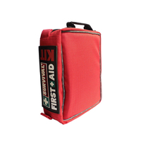 Empty Medium First Aid Kit Outdoor Survival Car Travel First Aid Kit Camping Hiking Medical Emergency