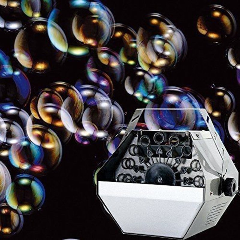 High Quality Party Roll Soup Bubble Machine Effects Auto Blower Bubble Machine for Wedding Christmas Party цена