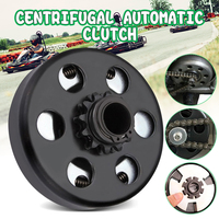 10 Tooth 19mm 420 Chain Centrifugal Automatic Engine Clutch For GO Kart Minibike Fun