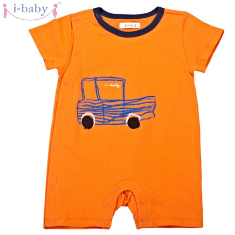 i-baby Baby Romper Imbracaminte pentru nou-nascuti Imbracaminte Boy - Haine bebeluși
