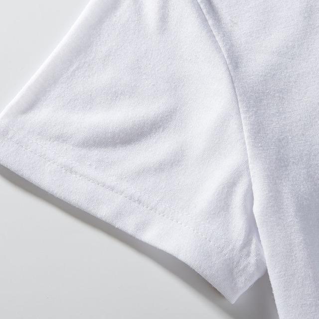 Funny Dog Printed Short Sleeved T-Shirt