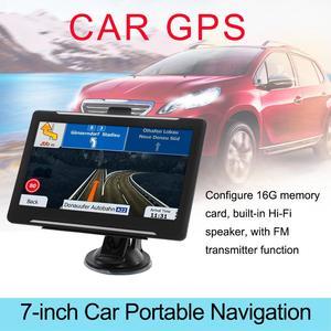 7-inch Car GPS Portable Naviga