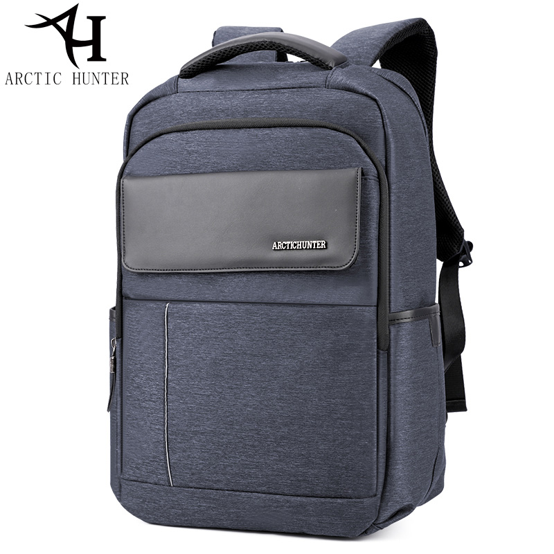 цены ARCTIC HUNTER Large Capacity Laptop Backpack 14-15 Inch Notebook Computer Bags Men Backpack School Rucksack Women