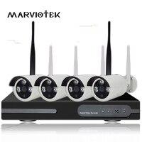 CCTV Security Home 1080P Video Surveillance System 960P NVR Wifi 4ch Kits 720P Onvif Nvr 8ch