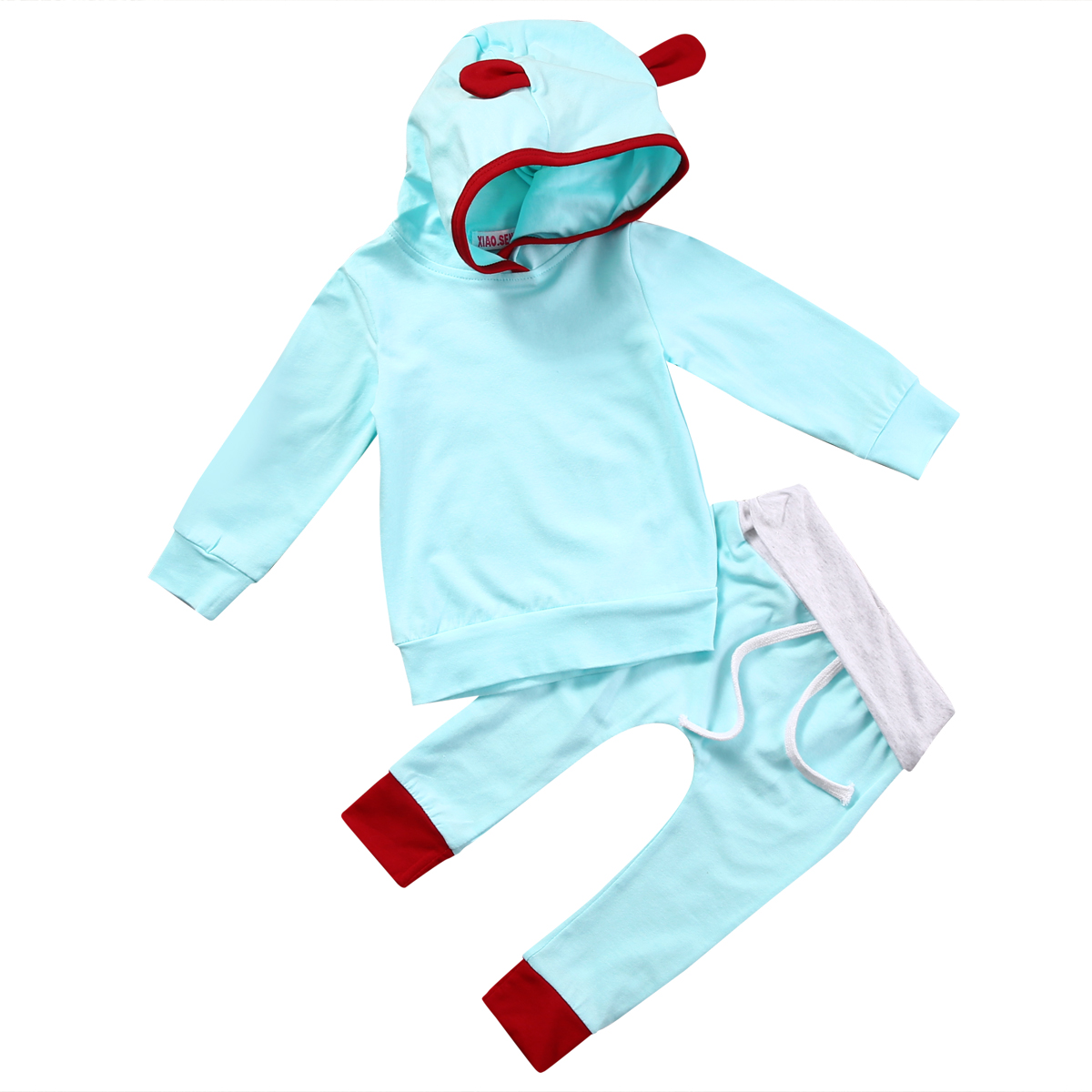 Babe Infant Baby Clothing Sets Baby Boy Girl Clothes Kids Winter ...