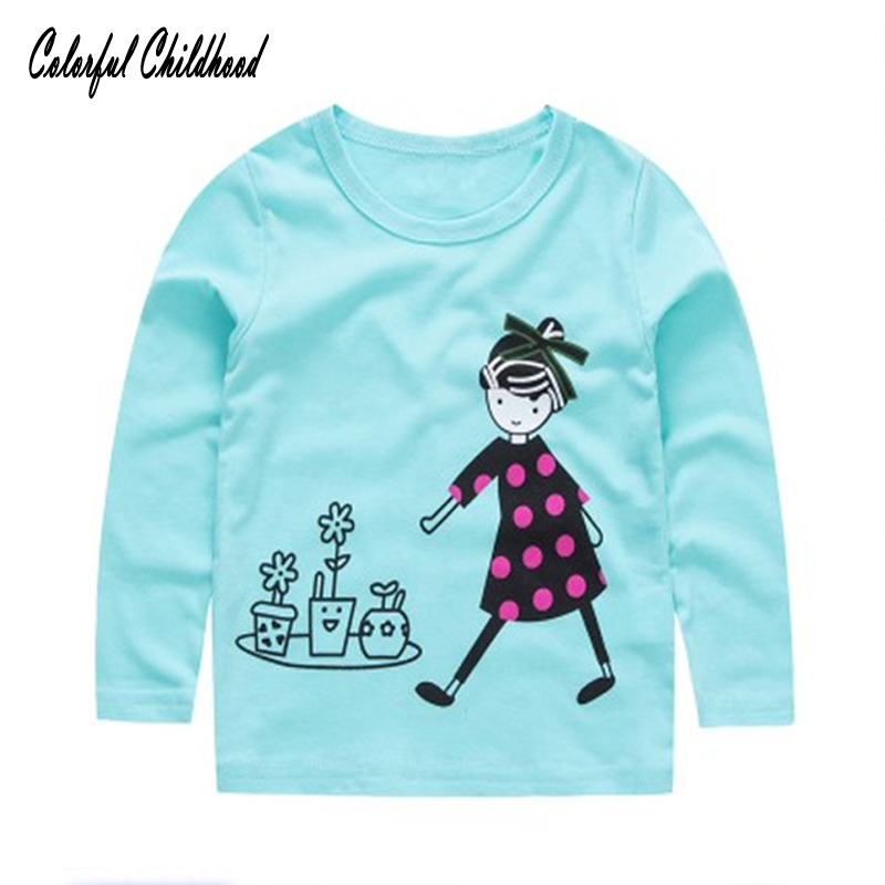 Casual Cartoon Rabbit Stripe Blouse for Kids Baby Girls Bow Tops Ruffles T Shirt Clothes Sweater Outfits
