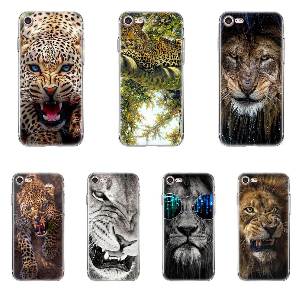 Kmuysl Tpu-Protector Xiaomi Redmi 4-Plus Mi5s And Animal For 5-4a/3/3s/.. Lions Soft