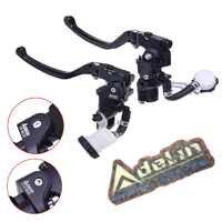 Adelin PX7 Motorbike 17.5RCS 19RCS Brake Master Cylinder Hydraulic Cluth FOR R1 R6 FZ6 GSXR600 750 1000 NINJA250 ZX-6R Z750 Z800