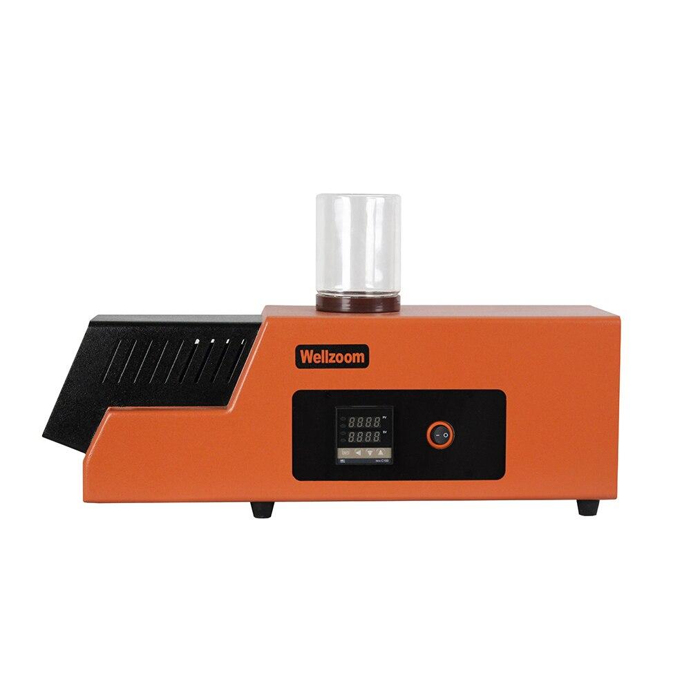 Wellzoom A desktop filament extruder 1.75mm & 3mm