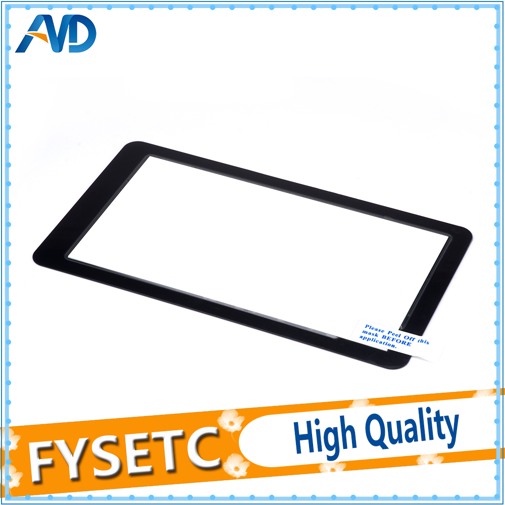 Glass Protectors Compatible 5.5 Inch Lcd 2560x1440 2K LS055R1SX03 For Photon Wanhao D7 Light-Curing 3d Printer