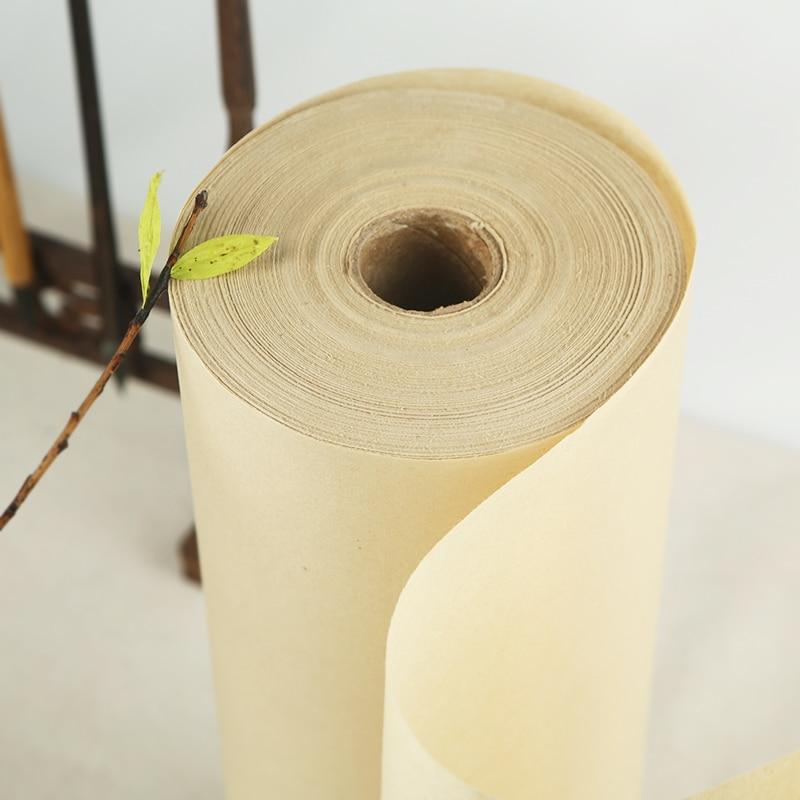 Manual de Papel Chinesa Caligrafia Meio-maduro Pena Borda