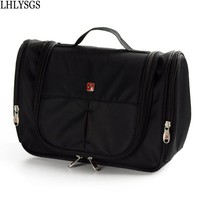 High Quality Travel Waterproof Portable Men Wash Bag Professional Makeup Briefcases Women Beauty Organizer Toiletry Cosmetic