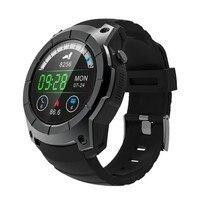 RUIJIE GPS Smart Watch S958 Pedometer Fitness Tracker Heart Rate Monitor Smartwatch Sports Waterproof Watch Support