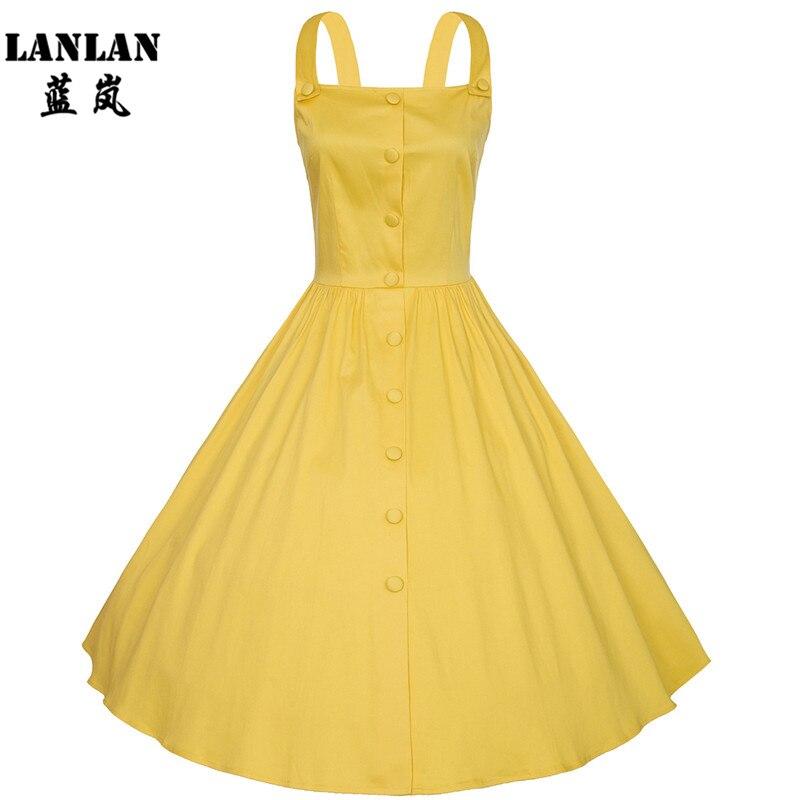 Xs 4xl Plus Size Summer Dress 2016 New 100 Cotton