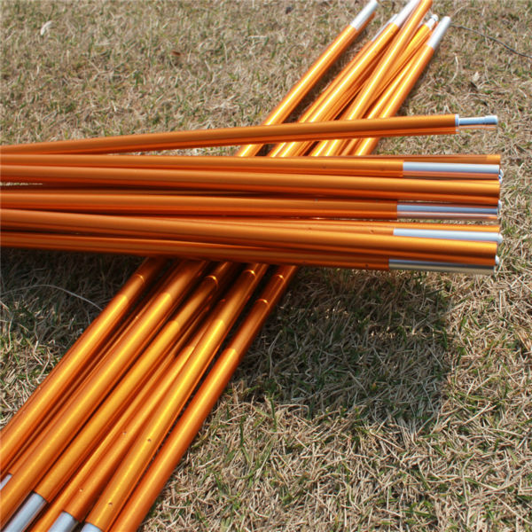 2pcs/set Tent rod 8.5mm outdoor c&ing aluminum alloy tent pole spare replacement & set Tent rod 8.5mm outdoor camping aluminum alloy tent pole spare ...
