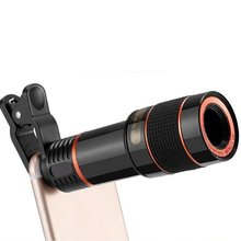 3 in 1 Small Size Mobile Phone Camera Lens Kit Fish Eye