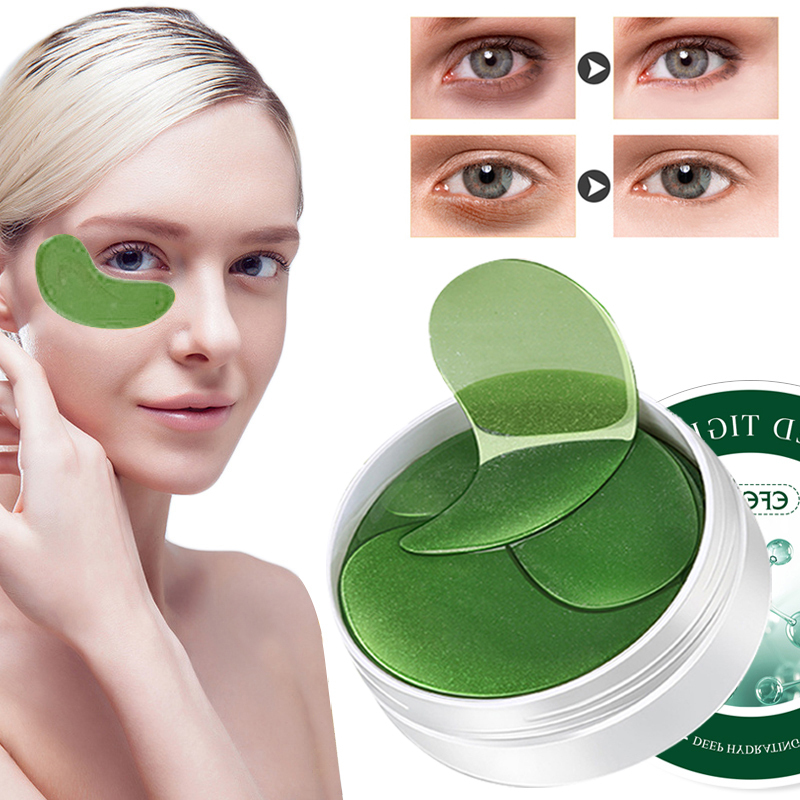 Eye-Mask Seaweed Moisturizing-Eyes-Pads Collagen-Gel Under-The-Eye-Bags Removal Skin-Care