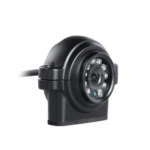 CCTV Security System Indoor Vehicle/Boat CCD Camera 3.6MM Lens 4 Pin Night Vision IR Car Recorder Camera Free Shipping